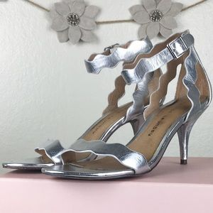 Chinese Laundry Silver Rubie Dress Sandals
